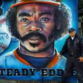 EDDIE MURRAY MURAL