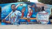 THE WIZARD MURAL