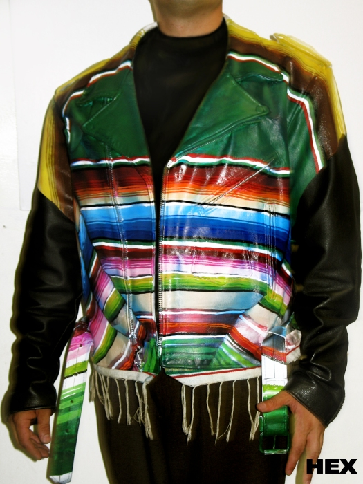 CHICANO LEATHER