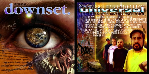 DOWNSET universal cover A1