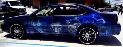 HEX CAR