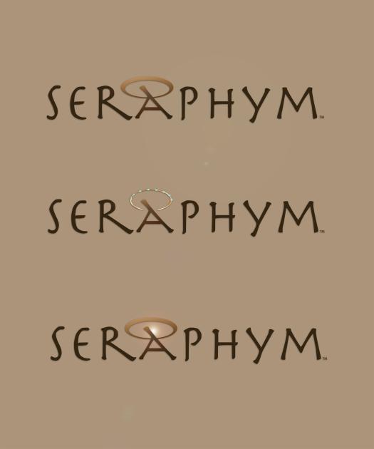 SERAPHYM LOGO - REVISIONS 678