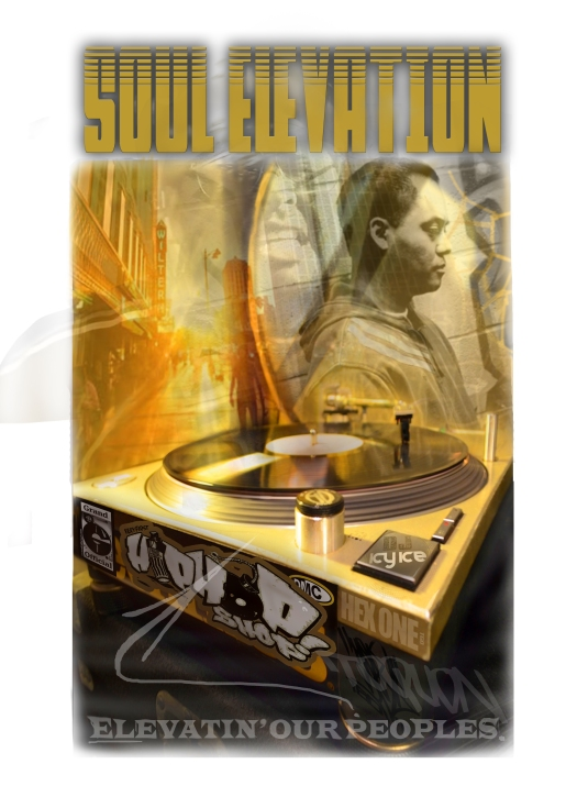SOUL ELEVATION COVER